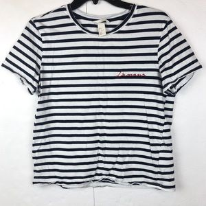 H&M striped Tee Shirt
